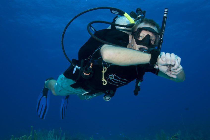 Self Reliant Diver Specialist