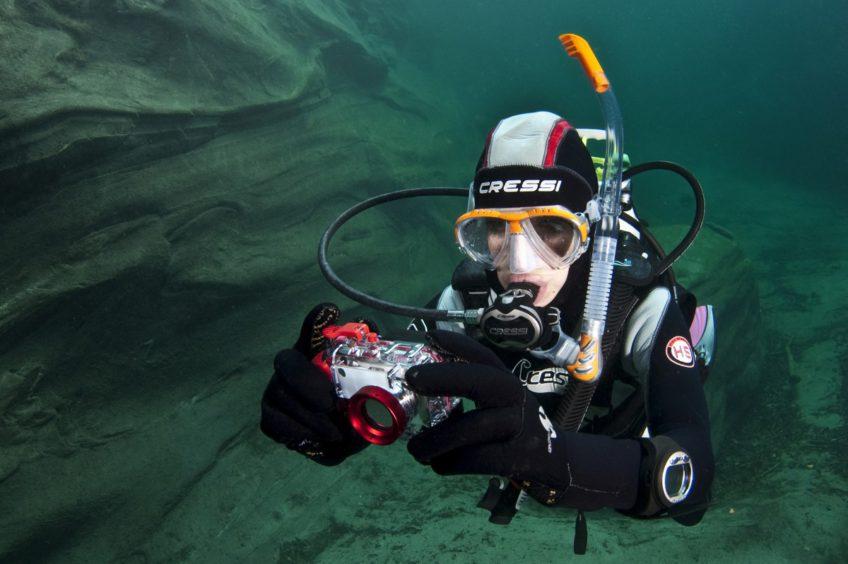 Underwater Videographer