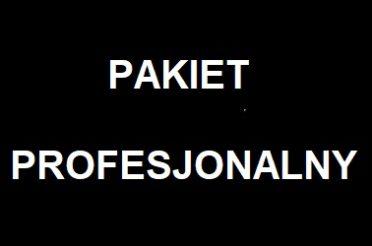 PAKIET Profesjonalny