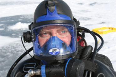 Kurs nurkowania w masce pełno twarzowej  13-11-2020