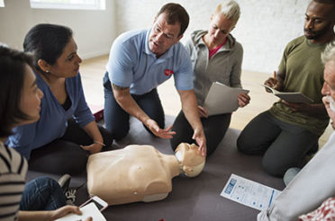 Kurs CPR First Aid