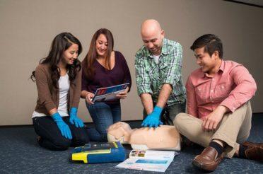 Kurs CPR podstawowa pierwsza pomoc